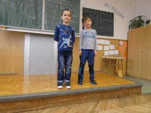 Recitace u nás ve škole